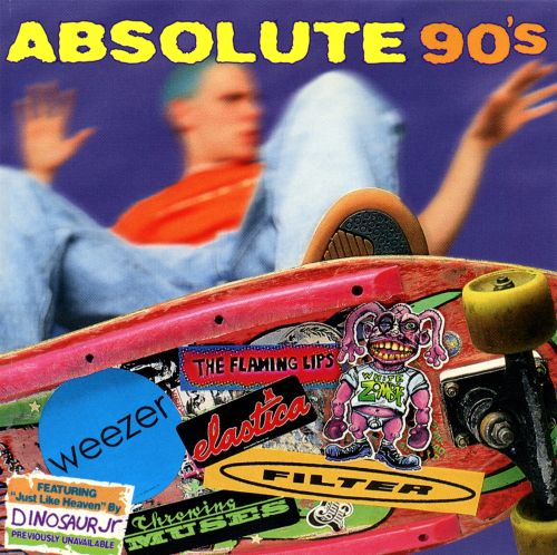 Absolute 90's [MCA]
