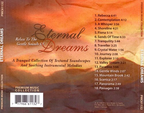 Relax to the Gentle Sounds of Eternal Dreams