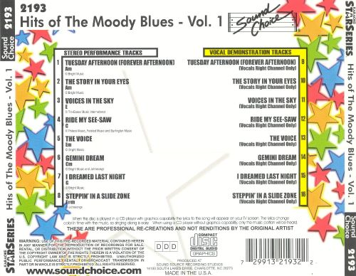 Hits of the Moody Blues, Vol. 1