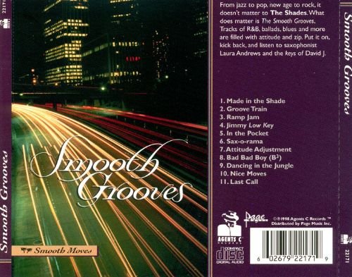 Smooth Moves: Smooth Grooves