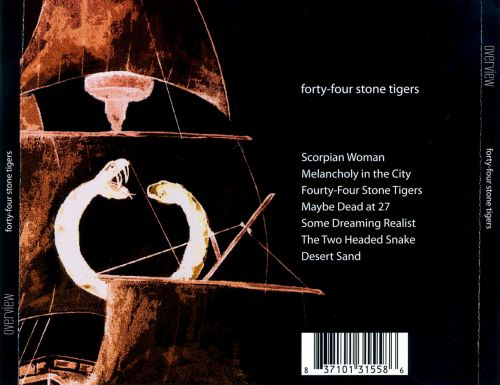 Forty-Four Stone Tigers