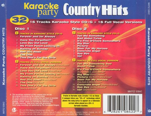 Country Hot Hits [Madacy 2004]