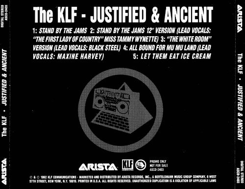 Justified and Ancient [#2]