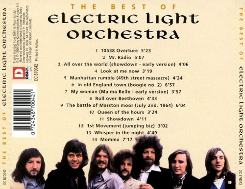 The Best of Electric Light Orchestra