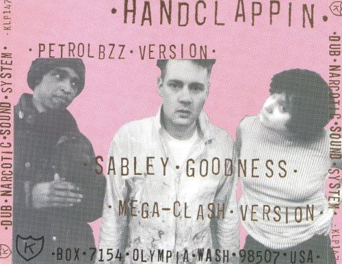Handclappin' [EP]