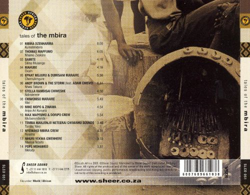 Tales of the Mbira