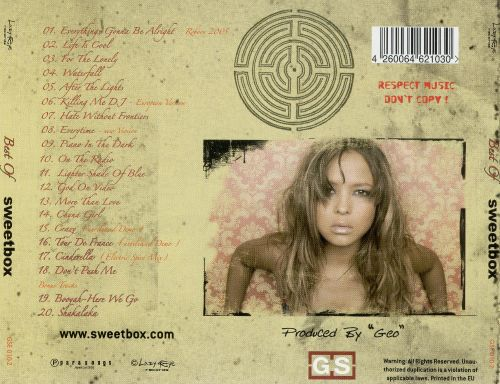 Best of Sweetbox 1995-2005