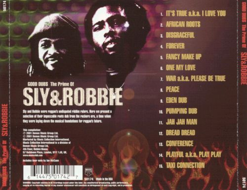 Good Dubs: The Prime of Sly & Robbie