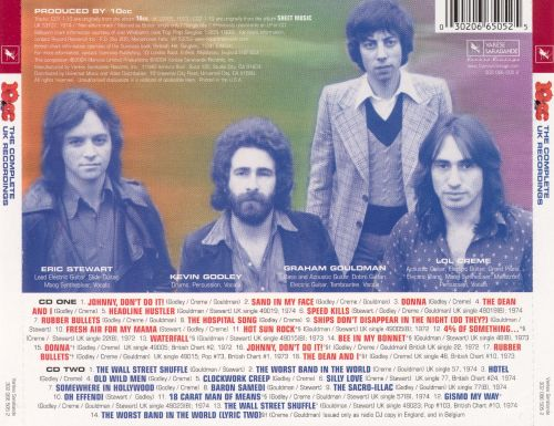The Complete UK Recordings 1972-1974