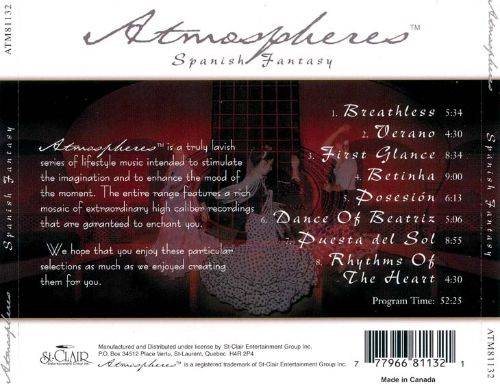 Atmospheres: Spanish Fantasy
