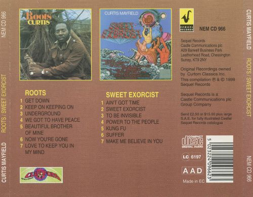 Roots/Sweet Exorcist
