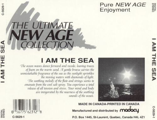 Ultimate New Age Collection, Vol. 1: I Am the Sea