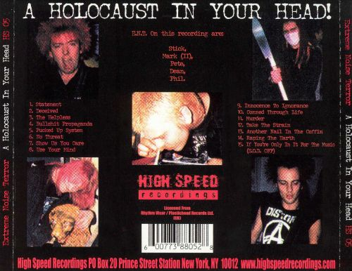 A Holocaust in Your Head
