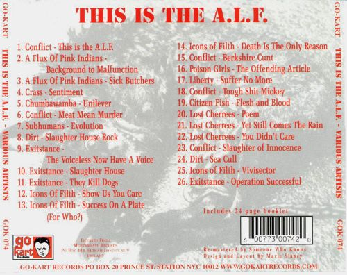 This Is the A.L.F.