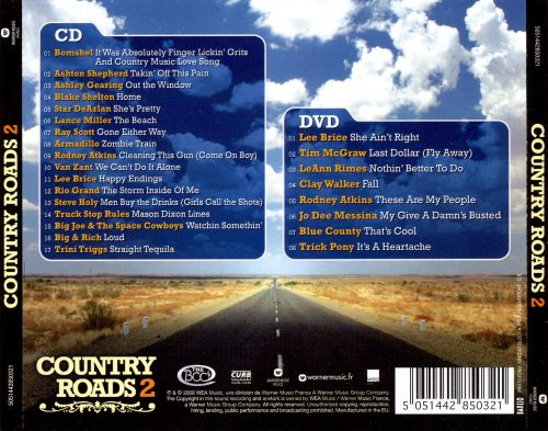 Country Roads, Vol. 2