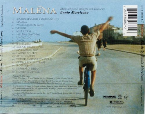 Malena [Original Soundtrack]