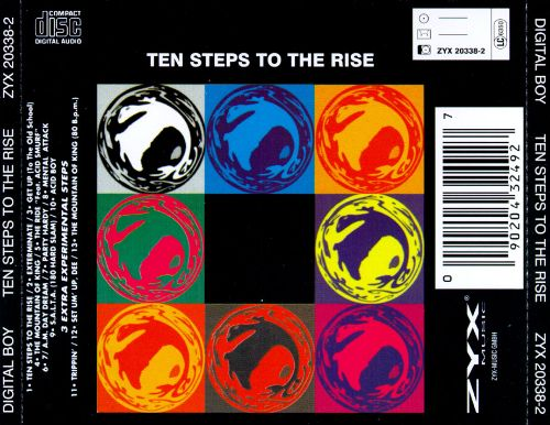 Ten Steps to the Rise