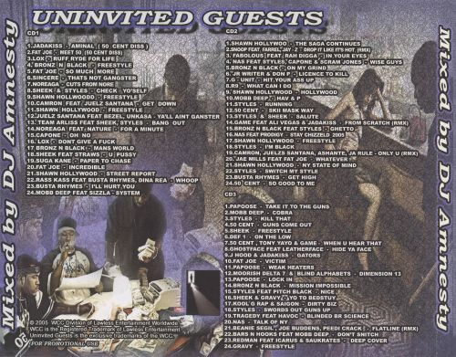 Uninvited Guests: The Saga Continues
