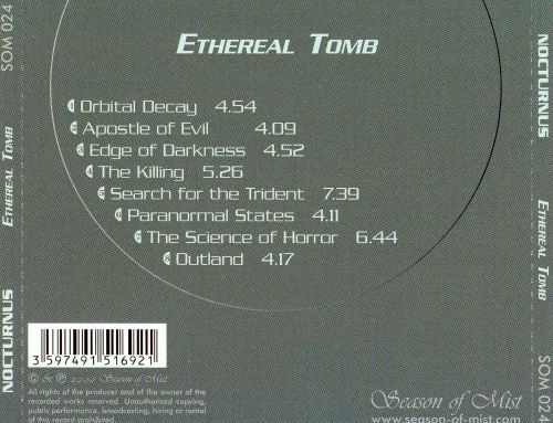 Ethereal Tomb