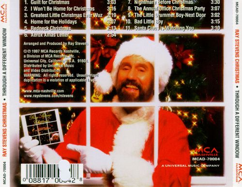 ray stevens christmas through a different window - Ray Stevens Christmas Songs