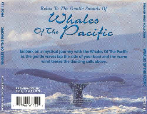 Relax to the Gentle Sounds of Whales of the Pacific