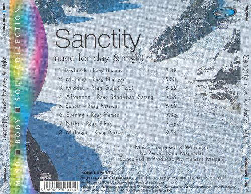 Music For Day & Night