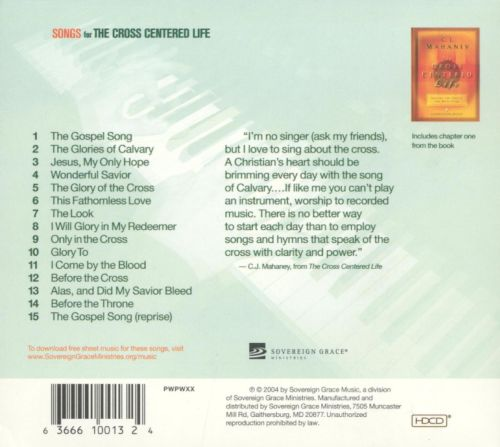Songs for the Cross-Centered Life