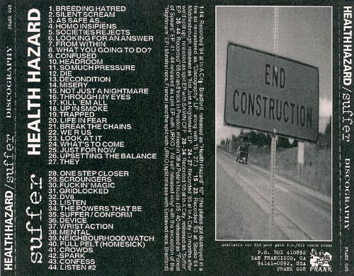 Discography 93-96