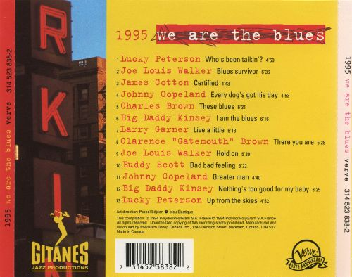 We Are The Blues: 1995