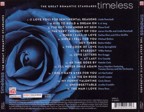 Timeless: The Great Romantic Standards