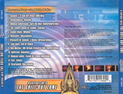 Voyage into the Chillout Zone