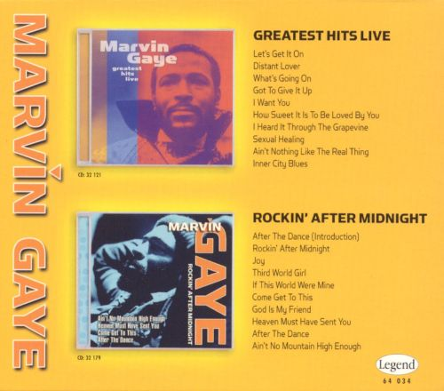 Greatest Hits/Rockin' After Midnight