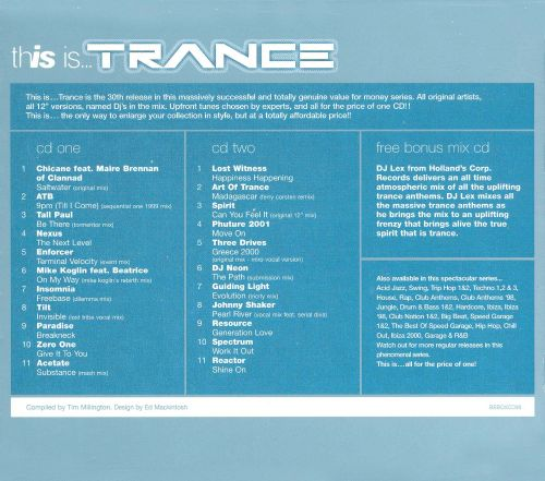 This Is Trance [Cleopatra]