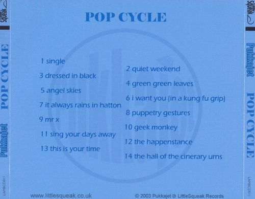 Pop Cycle