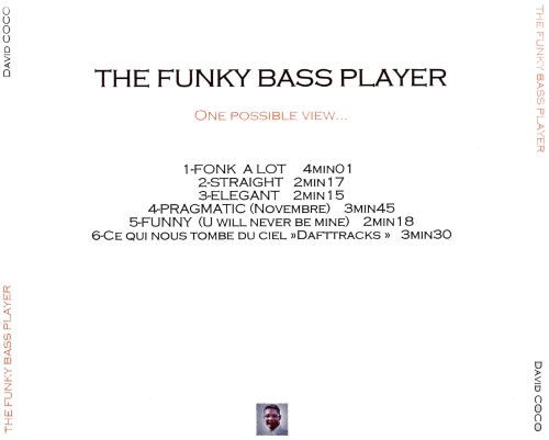 The Funky Bass Player