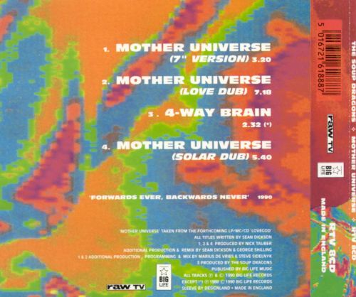 Mother Universe [#1]