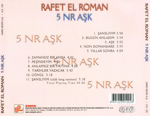 5 Nr Ask