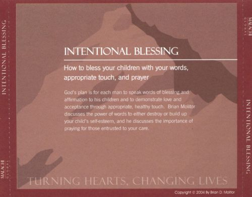 Intentional Blessing