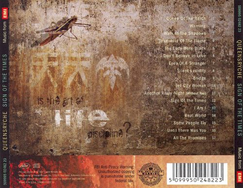 Sign of the Times: The Best of Queensrÿche