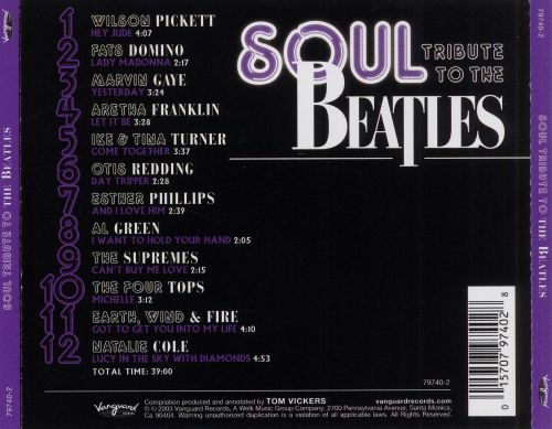 Soul Tribute to the Beatles