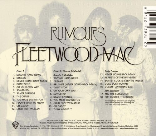 Rumours [Expanded]