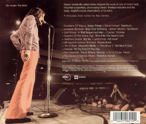 This Is Where I Belong: The Songs of Ray Davies