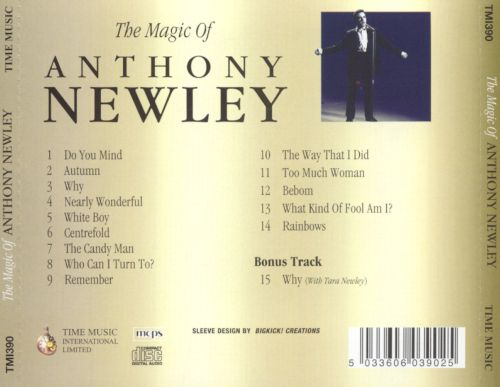 The Magic of Anthony Newley