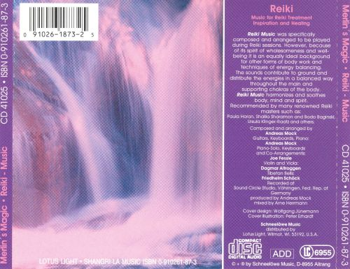 Reiki: Music for Reiki Treatments