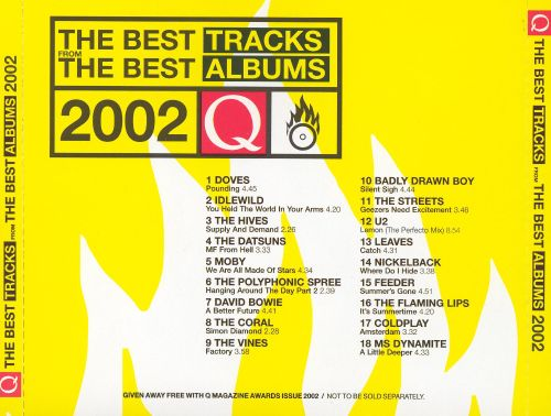 Q: The Best Tracks from the Best Albums - 2002