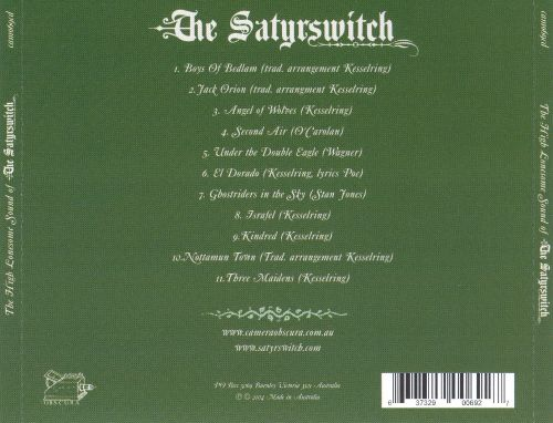 The High Lonesome Sound of the Satyrswitch
