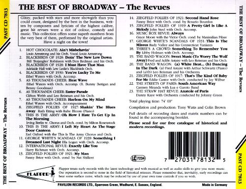 The Best of Broadway: The Revues