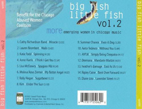 Big Fish Little Fish, Vol. 2: More Emerging Women in Chica