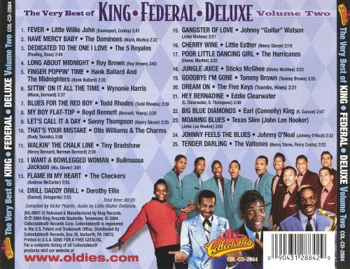 The Very Best of King/Federal/Deluxe, Vol. 2