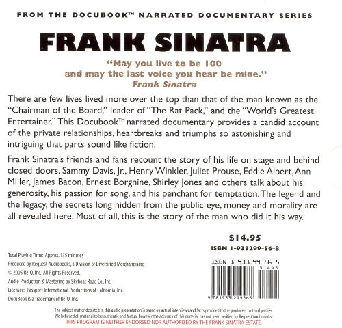 Frank Sinatra: The Real Story of Ol Blue Eyes